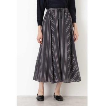 HUMAN WOMAN / ヒューマンウーマン 楊柳スカート
