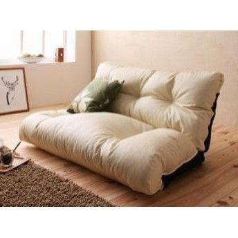 2P 2人 国産 合皮 Puff パフ sofa 幅110 日本製 レザー ソファ 14段階 2人掛け 1人暮し ソファー 二人掛け リビング くつろぎ 040105011