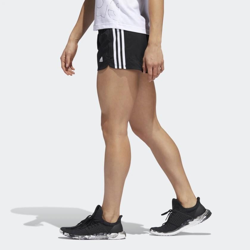 Adidas 3S WOVEN SHORT 愛迪達 經典三線 女款 慢跑運動短褲 全新正品公司貨 EC0475