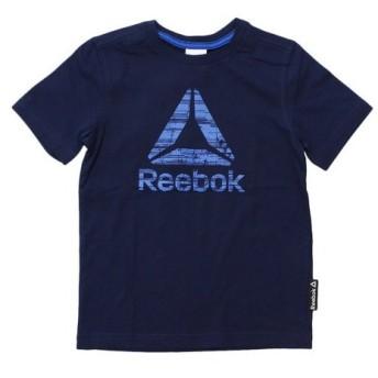 リーボック(REEBOK) 【多少の汚れ等訳あり大奉仕】ボーイズ ES DELTA Tシャツ MLI07-BK4257 (Jr)