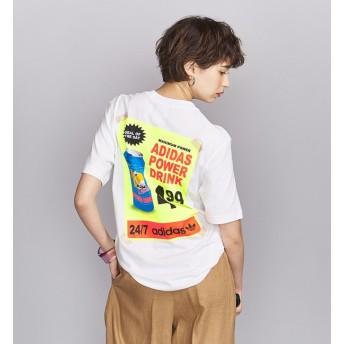 【ビューティアンドユース ユナイテッドアローズ/BEAUTY&YOUTH UNITED ARROWS】 <adidas Originals(アディダス)>BODEGA ポスターTシャツ
