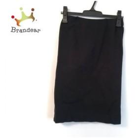 ドゥーズィエム DEUXIEME CLASSE スカート サイズ36 S レディース 黒 新着 20190712