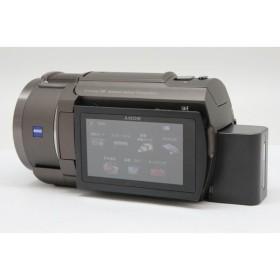【中古】 【良品】 ソニー デジタル4Kビデオカメラレコーダー FDR-AX40 TIC ブロンズブラウン
