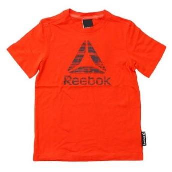 リーボック(REEBOK) 【多少の汚れ等訳あり大奉仕】ボーイズ ES DELTA Tシャツ MLI07-BK4259 (Jr)