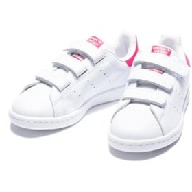 【ABC-MART:シューズ】B32706(17-21) STAN SMITH CF C WTH/WTH/BOPINK 554182-0001