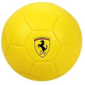 【納期目安:1週間】Ferrari フェラーリ OTM-36774 #5 MACHINE SEWING SOCCER BALL イエロー (OTM36774)