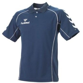 ヒュンメル ポロシャツ ネイビー 半袖ポロシャツ HAP3015-70 C1010