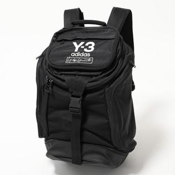 Y-3 ワイスリー adidas アディダス YOHJI YAMAMOTO FH9264 TRAVEL BP バックパック リュック ナイロン バッグ BLACK メンズ