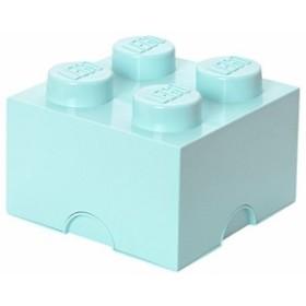 LEGO(レゴ) 収納ケース・ボックス アクアライトブルー 250×250×180mm 40031742 新品商品