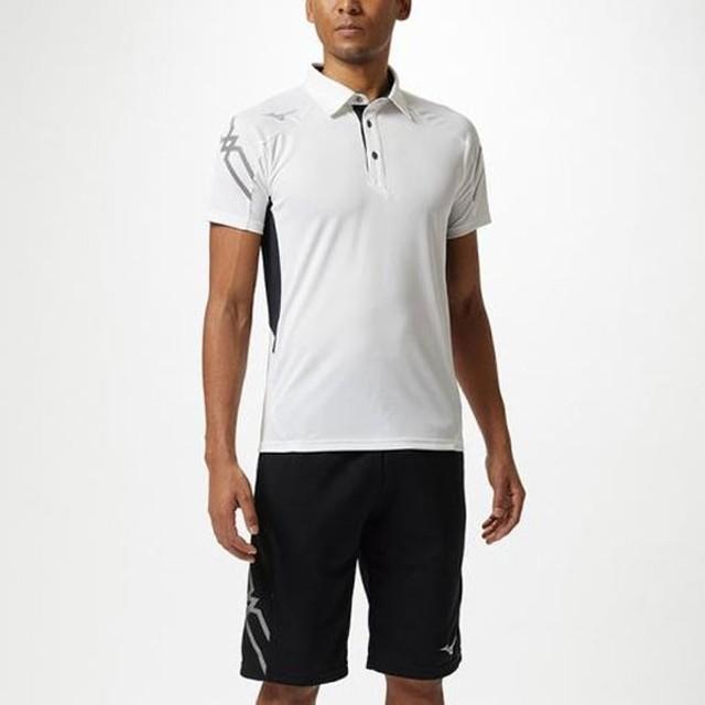 ポロシャツ  MIZUNO ミズノ トレーニングウエア ミズノトレーニング(メンズ) ポロシャツ (32MA9170)