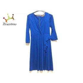 スーナウーナ SunaUna ドレス サイズ38 M レディース ブルー   スペシャル特価 20191004