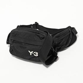 Y-3 ワイスリー adidas アディダス YOHJI YAMAMOTO FH9244 SLING BAG ナイロン 3way ベルトバッグ ボディバッグ ショルダーバッグ BLACK メンズ