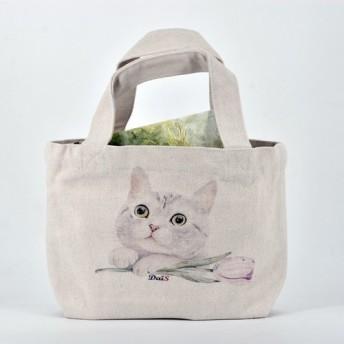 猫はトートバッグを使いやすいです