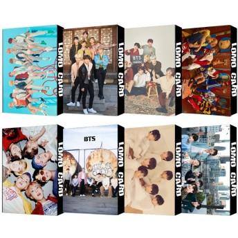 箱入り!1箱30枚 二つ買ってもう2つ送り!16種類!防弾少年団 BTS カードトレカ カード LOMOカード 花様年華 Wings persona