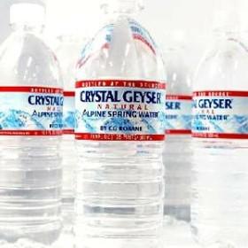 クリスタルガイザー[CRYSTAL GEYSER] 500ml×48本[24本×2箱] 天然水【3~4営業日以内に出荷】【送料無料】