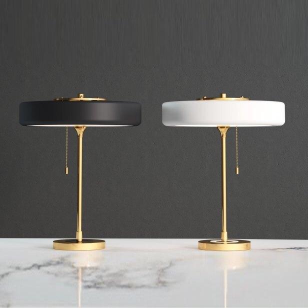 【設計師款】   Revolve-檯燈/桌燈 (黑色/白色/藍色)