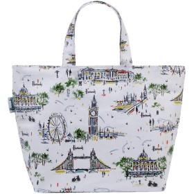 (ハロッズ) Harrods 正規品 ショッピングバッグ Harrods Bucket bag (Rainy day)
