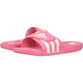 (アディダス) adidas レディースサンダル・靴 adissage Chalk Pink/White/Chalk Pink 11 (28cm) B - Medium