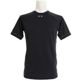 【Super Sports XEBIO & mall店:トップス】ENH STRETCH 半袖 クルーネックTシャツ 458097-02E