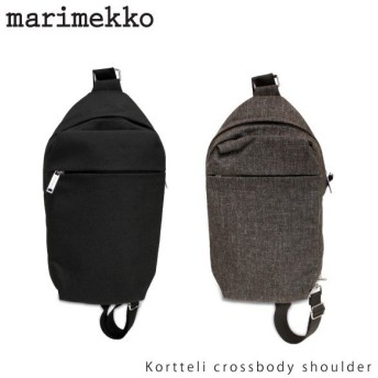 『Marimekko-マリメッコ-』 Kortteli crossbody shoulder コルッテリ クロスボディショルダーバッグ 045485
