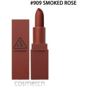3CE・ムードレシピ マット リップカラー #909 SMOKED ROSE (口紅・リップスティック)
