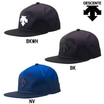 あすつく DESCENTE デサント MoveSport キャップ 帽子 フラットバイザーキャップ ムーブスポーツ DMANJC05 des19ss