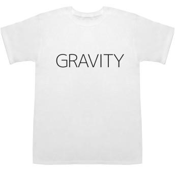 グラヴィティ GRAVITY T-shirts ホワイト XS【グラビティデイズ】【グラビティデイズ2】