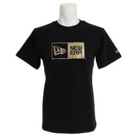 ニューエラ(NEW ERA) 【オンライン特価】 コットン半袖Tシャツ ボックスロゴ 11783009 (Men's)