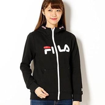フィラ(FILA) レディススウェットパーカー【ブラック/L】