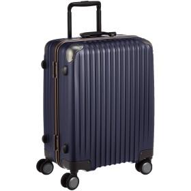 [カーゴ] スーツケース フレーム TW64 消音/静音キャスター 保証付 52L 58 cm 4.2kg ディープブルー