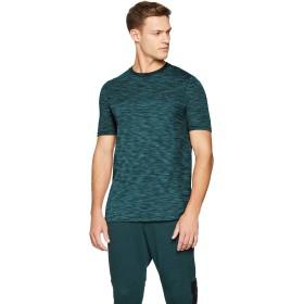 [アンダーアーマー] バニッシュシームレスショートスリーブ(トレーニング/Tシャツ) 1325622 メンズ DST/BLK 日本 LG (日本サイズL相当)