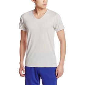[ヨネックス] アウトドア インナーシャツ 44002 メンズ ライトグレー 日本 L-(日本サイズL相当)