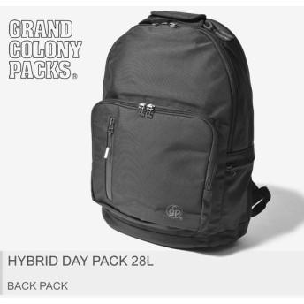 グランドコロニーパックス バックパック ハイブリッドデイパック 28L 183001 メンズ レディース GRAND COLONY PACKS GCP リュック 鞄