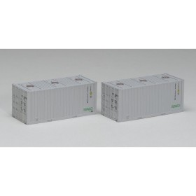 3164 私有 ISO20ftコンテナ センコー・2個入  TOMIX トミックス Nゲージ