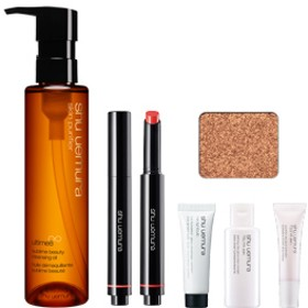 glowing summer make up collection