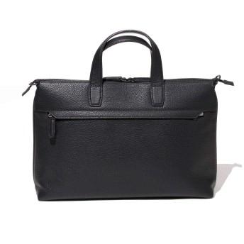 [フジタカ] レザービジネスバッグ A4 イーナ No.630503 クロ