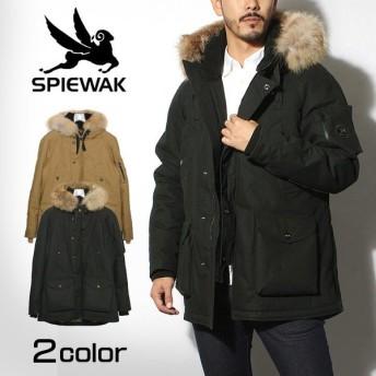 スピワック SPIEWAK N3-B BRIDGE PARKA ブリッジ パーカ メンズ ブランド おしゃれ