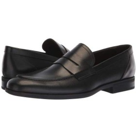 Bruno Magli(ブルーノマリ) メンズ 男性用 シューズ 靴 ローファー Fernando - Black 12 D - Medium [並行輸入品]