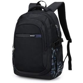 (よキーよ)Yokeeyo リュックサック バックパック ビジネスバッグ PC収納 撥水 多機能 大容量 アウトドア シンプル 高校生 男性 メンズ 通勤通学