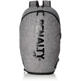 [ペナルティ] リュック バックパック トップポケット 両サイドメッシュポケット内蔵 フルオープンメインポケット 35L PB8540 ヘザーグレー One Size
