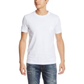(スノーピーク)snowpeak ポケットティーシャツ SW-17SU103 WH ホワイト L
