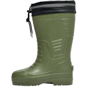 【85712】防寒長靴 ※安全長靴ではありません 4L 90:ブラック