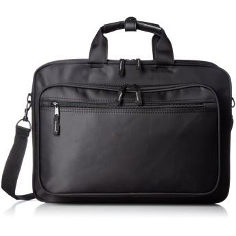 [クリート] ビジネスバッグ 2ルーム ブラック