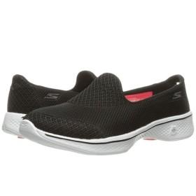 スケッチャーズ SKECHERS Performance レディース スニーカー シューズ・靴 Go Walk 4 - Propel Black/White