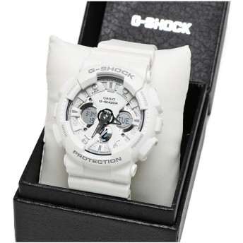 カシオ G-SHOCK Gショック GA-120A-7AJF ホワイト CASIO 腕時計 新品同様