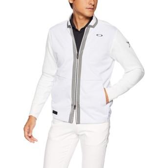 [オークリー] Skull Merged Sweater Jacket 4.0 412635JP メンズ White XL