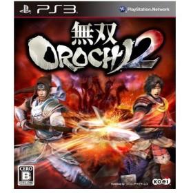 【中古】【PS3】無双OROCHI 2 通常版【4988615040436】【アクション】