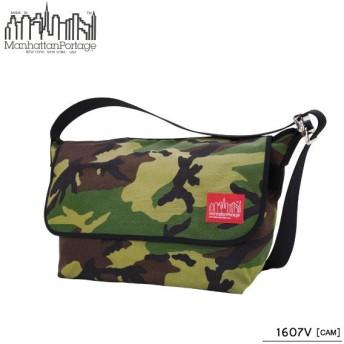 【Manhattan Portage-マンハッタンポーテージ-】Messenger Bag[1607V][メンズ・ユニセックス・メッセンジャー・バッグ・ショルダー]