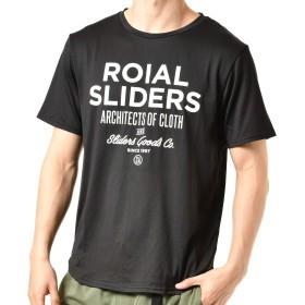 roial ロイアル メンズ 半袖 Tシャツ R901MHT02 BLACK M