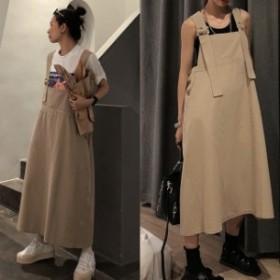 ジャンパースカート ジャンスカ コットンツイル 春 ワンピース デニムワンピース ジャンパースカート 小柄 小さいサイズ 小さい 服